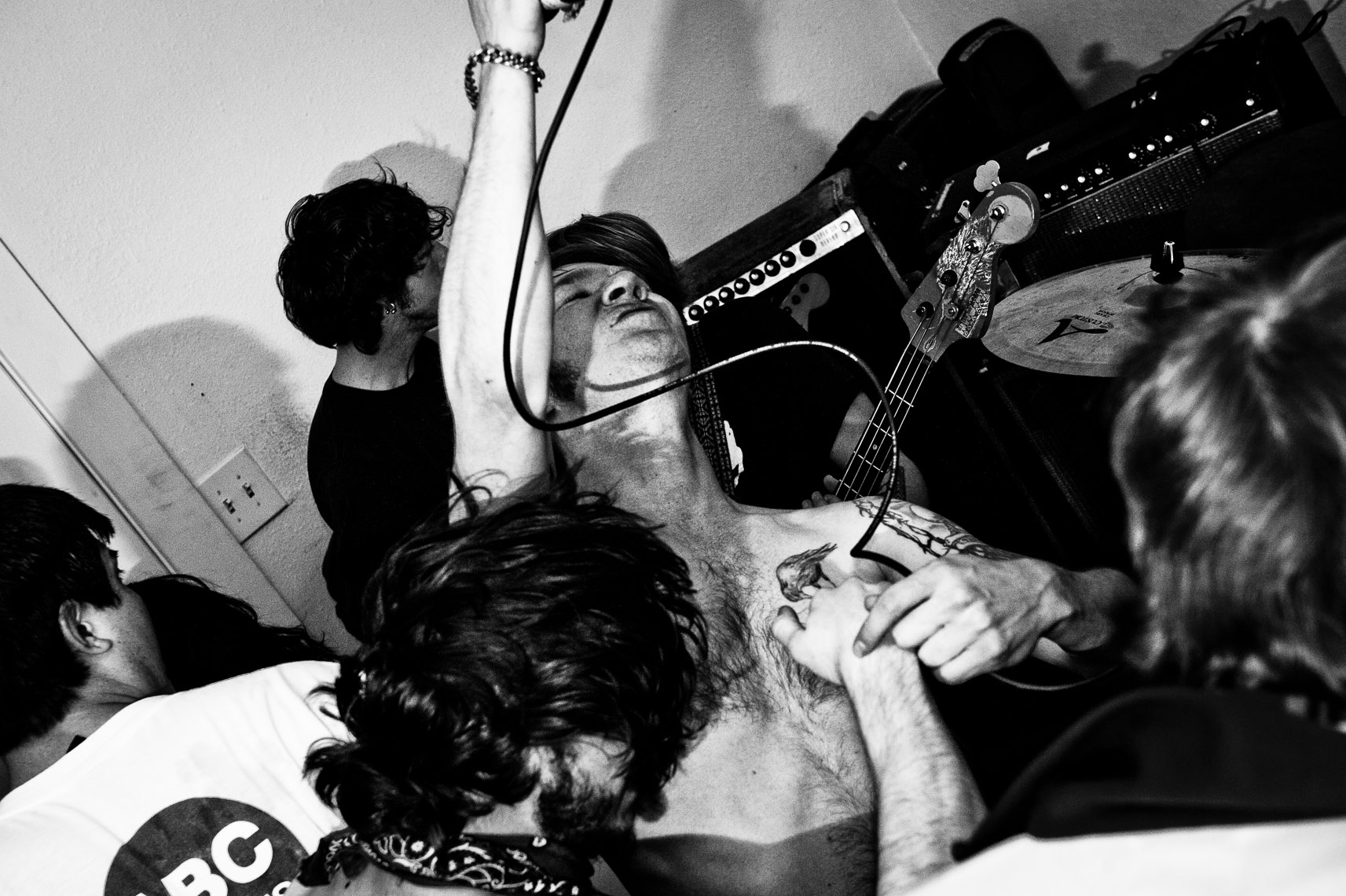 House show, live music, rock show photo